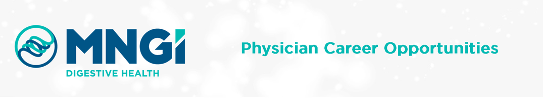 Physician Career Opportunities